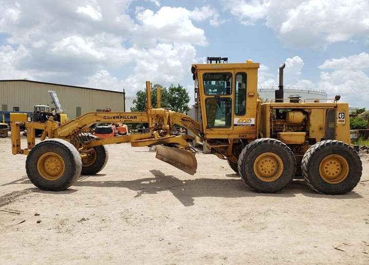 Caterpillar 140G 72V08249