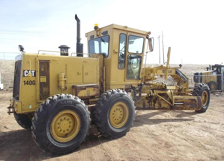 Caterpillar 140G 72V17438