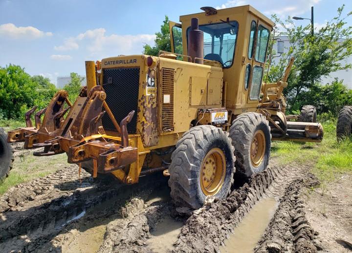 Caterpillar 140G 81V662