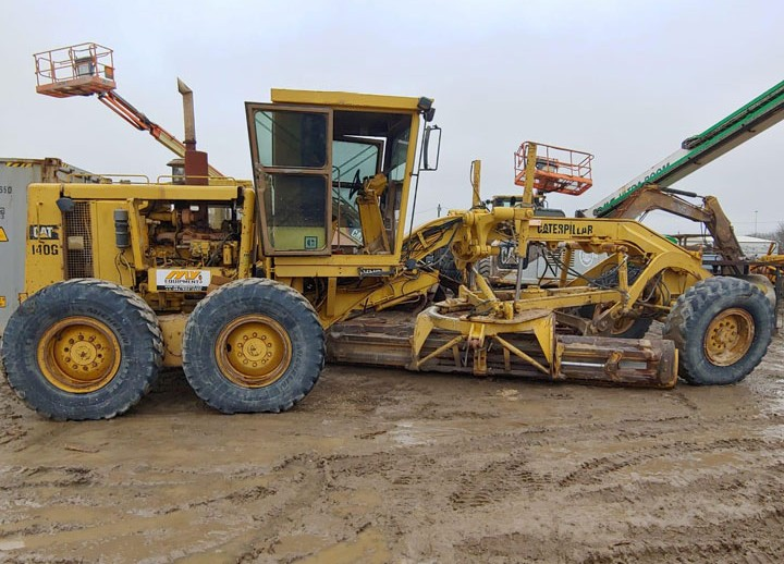 Caterpillar 140G VHP 72V11085