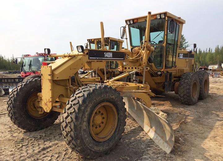 Caterpillar 140H 2ZK05160
