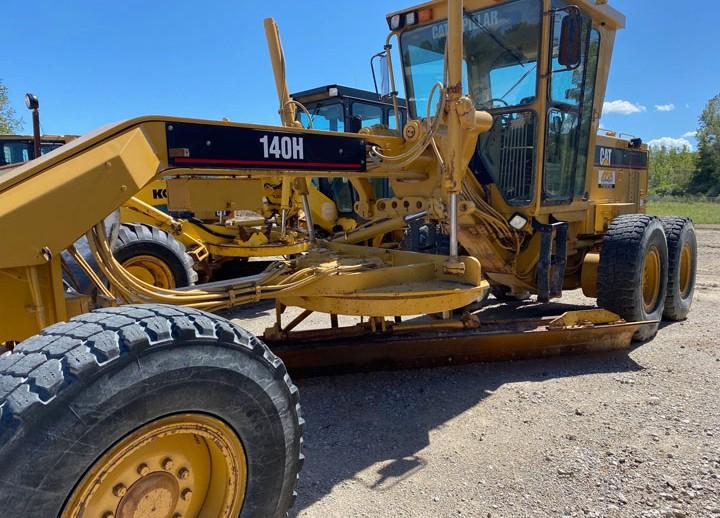 Caterpillar 140H 2ZK06958
