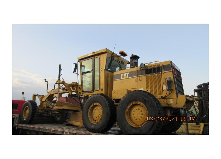 Caterpillar 140H 2ZK08001