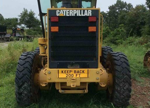 Caterpillar 140H 9TN01290