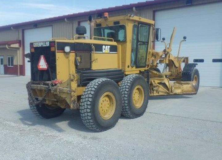 Caterpillar 140H APM00352