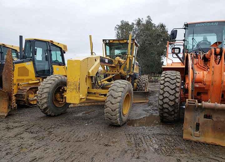 Caterpillar 140H APM00415