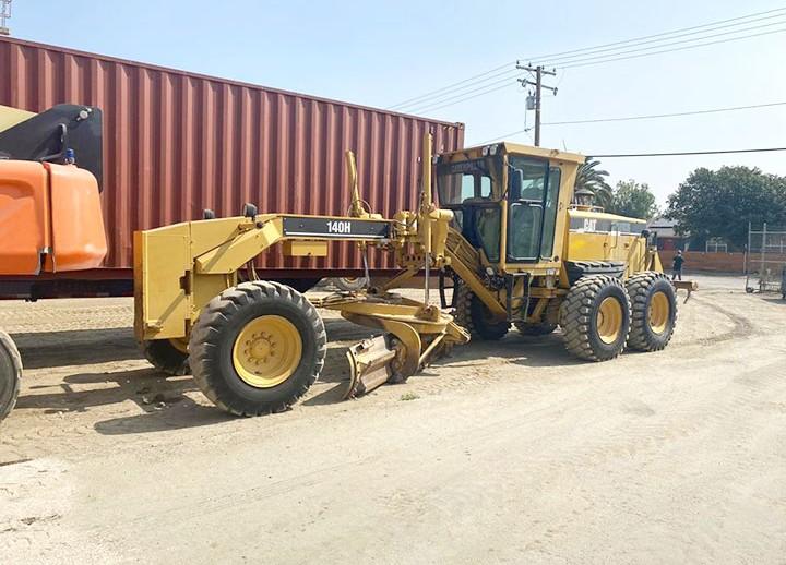 Caterpillar 140H APM00980