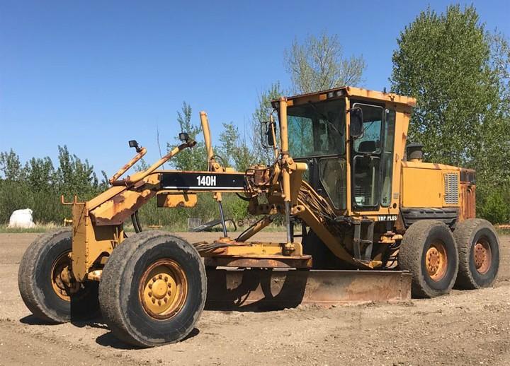 Caterpillar 140H APM01452