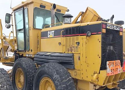 Caterpillar 140H APM01829