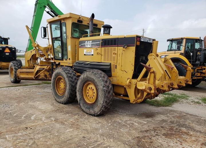 Caterpillar 140H APM02034