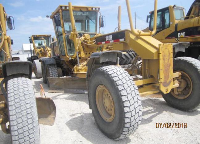 Caterpillar 140H APM02193