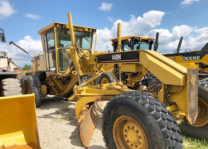 Caterpillar 140H APM02818