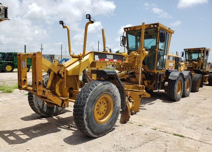 Caterpillar 140H APM03479