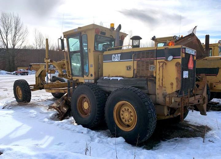 Caterpillar 140H APM0905