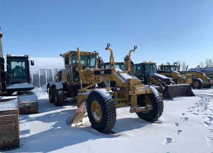 Caterpillar 140H APM3548