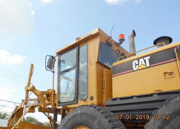 Caterpillar 140H CCA00837