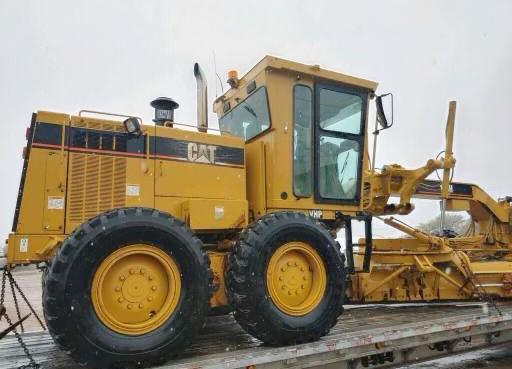 Caterpillar 140H-VHP 9TN01536