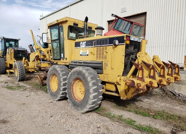 Caterpillar 140H VHP APM01092