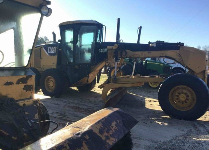 Caterpillar 140M B9D00601