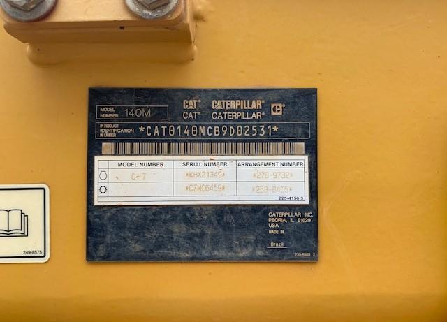 Caterpillar 140M B9D02531