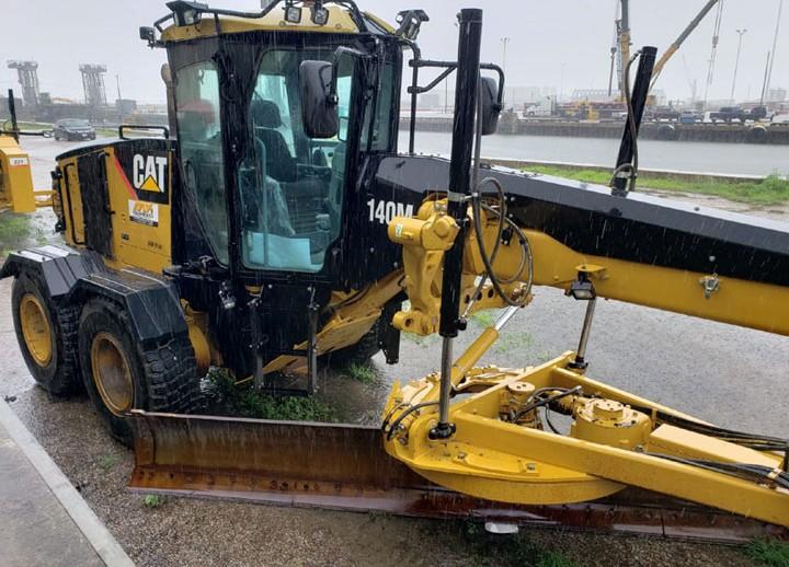 Caterpillar 140M B9D02552
