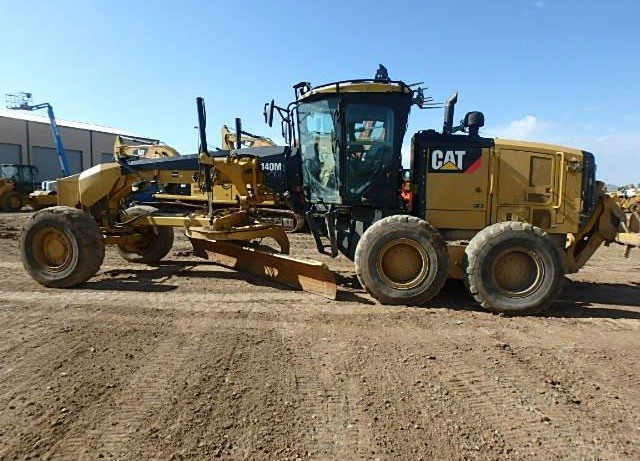 Caterpillar 140M2 M9J00513
