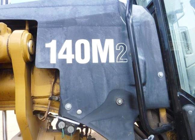 Caterpillar 140M2 M9D00278