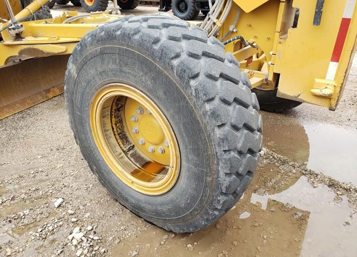 Caterpillar 140M2 M9D01076