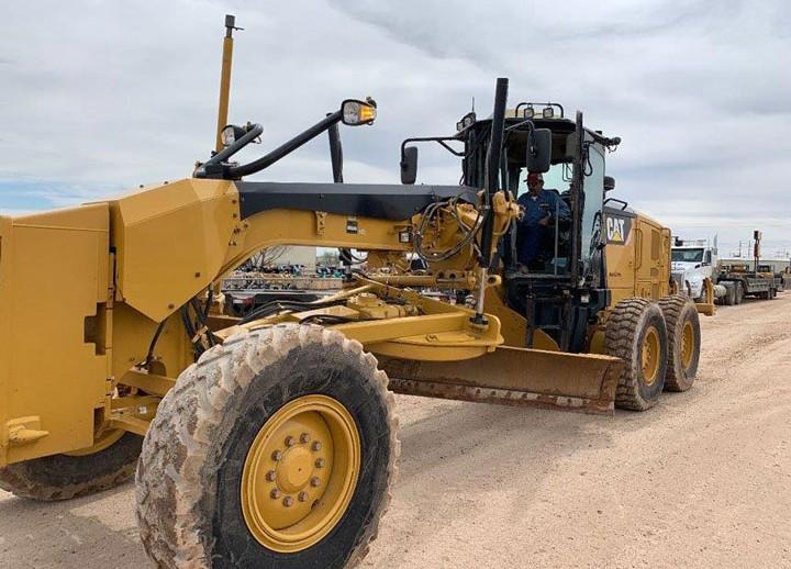 Caterpillar 140M2 M9D1347