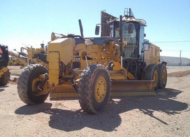 Caterpillar 140M2 M9J00454