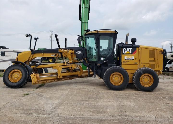 Caterpillar 140M2 R9M00102