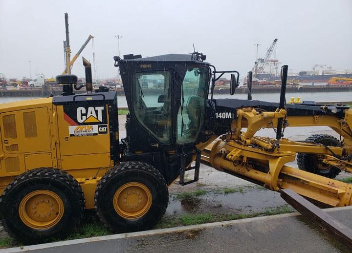 Caterpillar 140M3 N9D00105