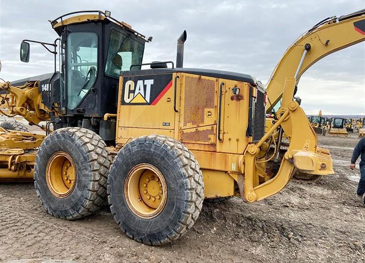 Caterpillar 14M 0B9J01230