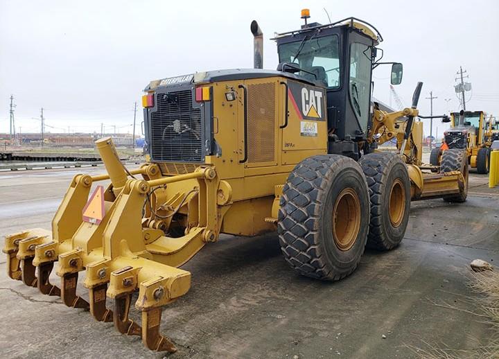 Caterpillar 14M-VHP B9J00552