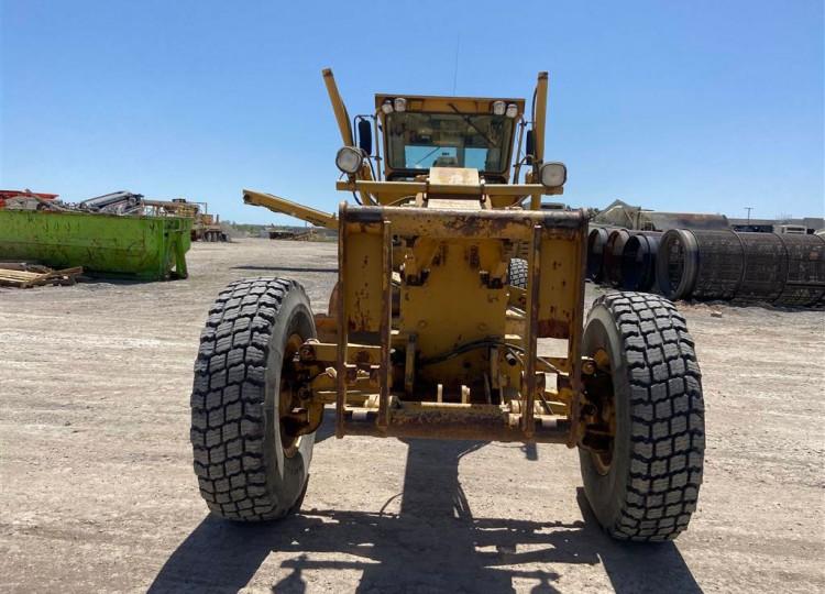 Caterpillar 160H 0ASD00257