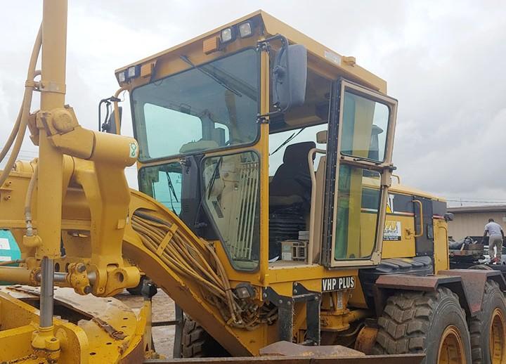 Caterpillar 160H ASD00700