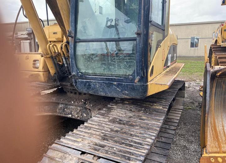 Caterpillar 320CL PAB01316