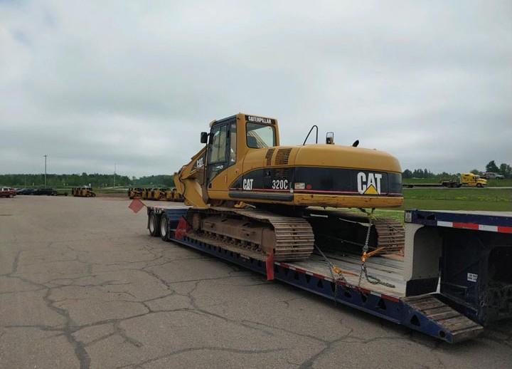Caterpillar 320CL PAB03462