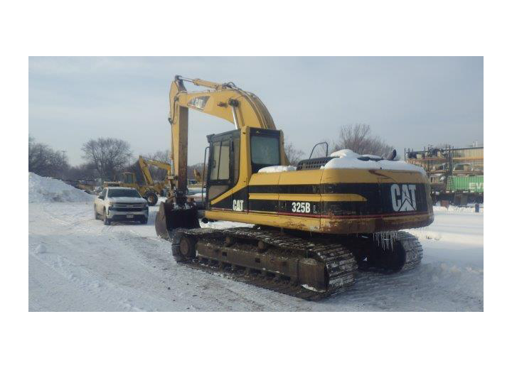 Caterpillar 325BL 2JR00465