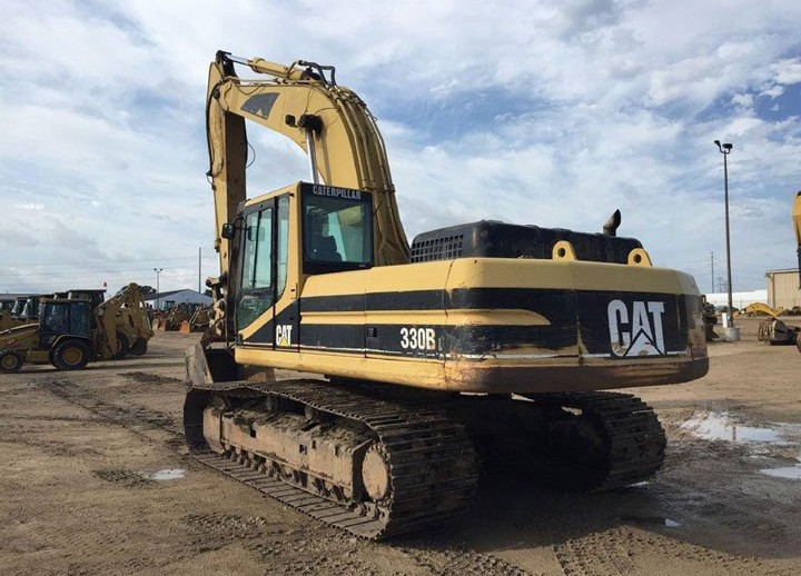Caterpillar 330BL 3YR01585