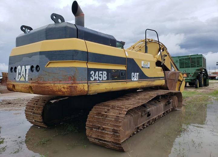 Caterpillar 345BL-II AGS02645