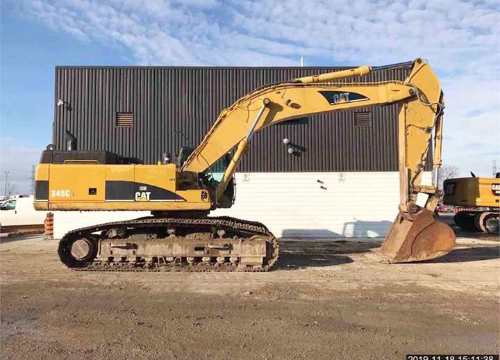 Caterpillar 345CL XXX