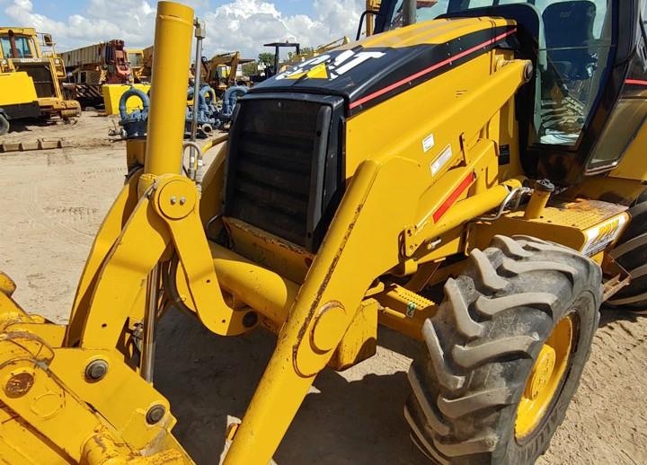 Caterpillar 430D BNK04468