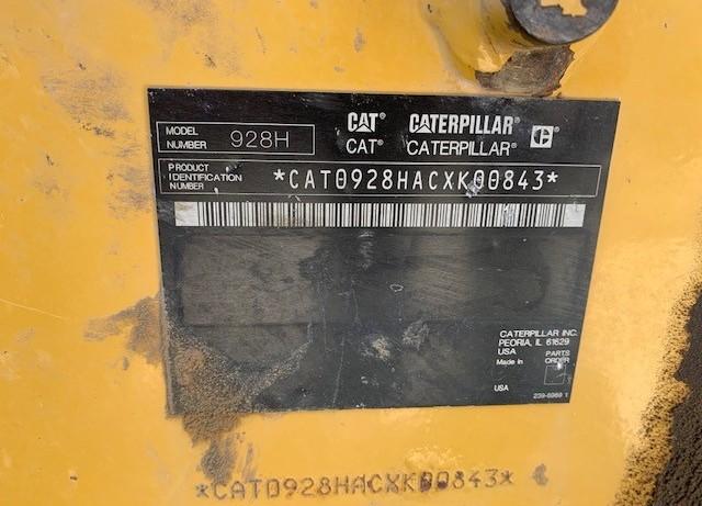 Caterpillar 928HZ CXK00843