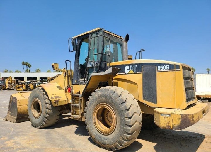 Caterpillar 950G 5FW00470