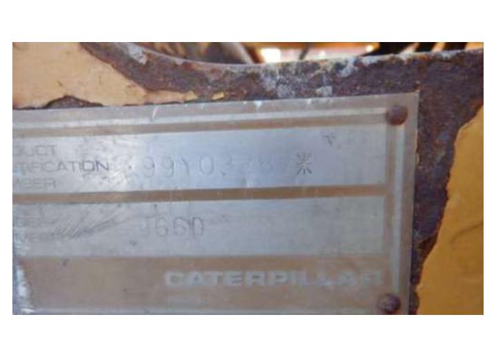 Caterpillar 966D 99Y03287