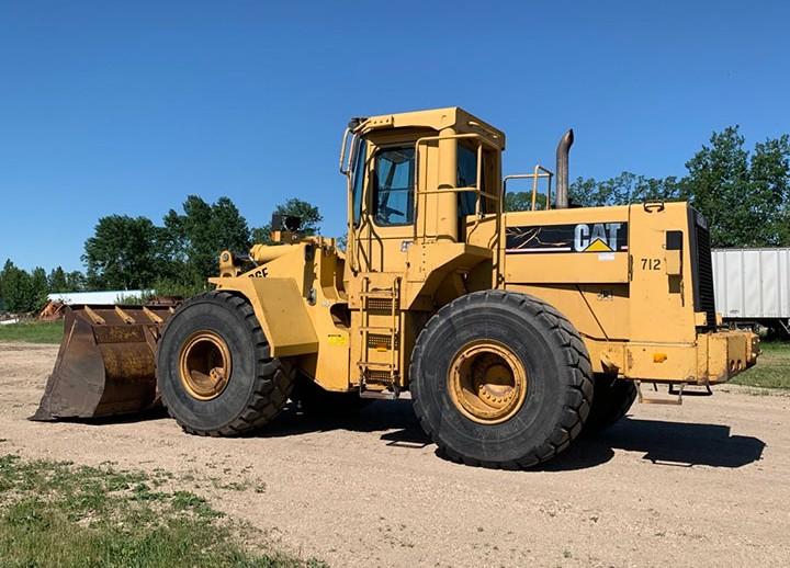 Caterpillar 966F 3XJ00970