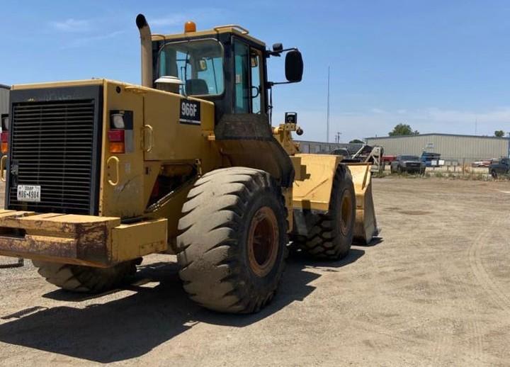 Caterpillar 966FII 9YJ02670