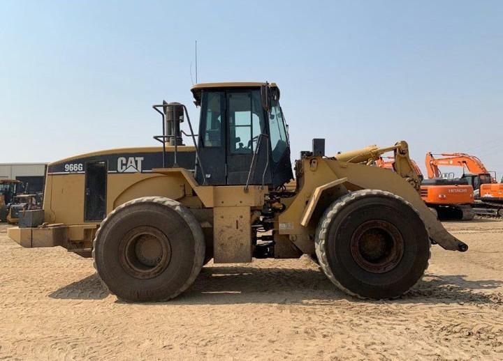 Caterpillar 966G-II ANZ01114