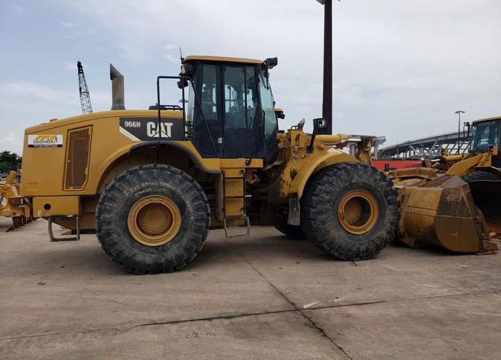 Caterpillar 966H A6D02193